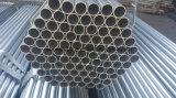 Горячий продавать вокруг гальванизированной стальной трубы для столба загородки