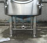 Fermentatore mescolato meccanico sanitario dell'acciaio inossidabile per la pianta (ACE-FJG-T6)