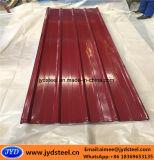 Folha de aço Pre-Painted do painel de PPGI/PPGL