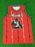 Healong Personnaliser-A fait à sublimation le basket-ball réversible Jersey