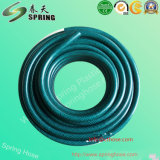 "1/2 "" - 1 "" PVC Braided/jardin /Water/Irrigation Hose avec Paper Card"