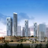 建築視覚化の眺めRendering