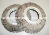 Roda da aleta de pano de Klingspor para o aço inoxidável (AFW02)
