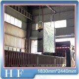 Fabrication en verre de miroir de Buildig