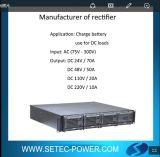 24V 48V 110V 220V Entzerrer kann Batterie aufladen und Energie an Gleichstrom-Eingabe liefern