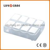 Pillbox промотирования медицинский с 4-Case