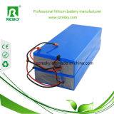 paquete de la batería del Li-ion de 12V 24ah para el carro de golf eléctrico de la E-Bici