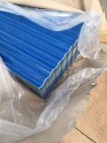 0.3mm Prepainted гальванизированный настилая крышу стальной лист для плитки крыши