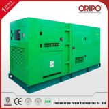 generatore diesel silenzioso di 10kVA Oripo con il motore di Yangdong