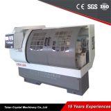 벤치 CNC는 Ck6140b 기계장치 공구를 선반으로 깎는다
