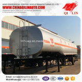 De Semi Aanhangwagen van de Tanker van het Vervoer van de Smeerolie van het Koolstofstaal
