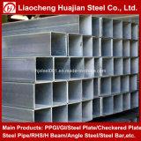 12 uso galvanizado inferior del tubo de acero del cartón de la pulgada ERW en el tubo de la estructura