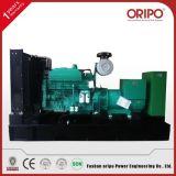 500kVA/400kw Собственн-Начиная открытый тип тепловозный генератор с Чумминс Енгине
