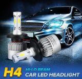 Evitek 최고 최신 인기 상품 36W 4000lm S2 LED 헤드라이트 6500k H4 Hi/Lo 옥수수 속 차 헤드라이트