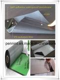 Colorido auto-adhesivo de la cinta a prueba de agua / Auto adheisve betún membrana