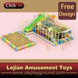 Bonheur House Indoor Playground pour School avec du CE Approved