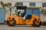 8 Tonnen-volle hydraulische Vibrationsstraßenbau-Maschinerie (JM808HA)