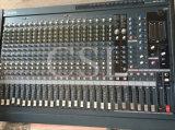 24 смесителя DJ аудиоего канала профессиональных (MG24/14FX)