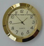 Миниые часы вставки с арабскими цифрами
