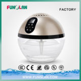 Filtro de aire iónico del difusor fresco de la fragancia del agua para el hogar