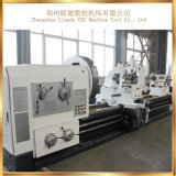 Cw61200長いベッドのタイプ慣習的な水平の軽量旋盤機械