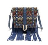 Les femmes vendent le sac d'épaule en cuir avec le sac de femmes de gland
