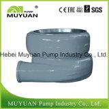 単段陶磁器ポンプ部品フィルター出版物の供給のスラリーポンプ部品