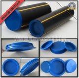 Крышки трубы водопровода PE высокого качества и штепсельные вилки (YZF-C37)