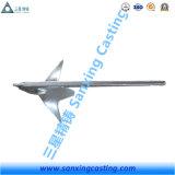 Ancla de barco de acero inoxidable / marina de hardware con servicio de OEM