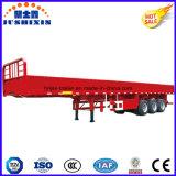 reboque do caminhão da carga do Sideboard de 13.3m com três eixos