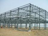 Edifício da construção rápida/casa de aço construção de aço