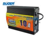 Caricabatteria intelligente di alta qualità 10A 24V di Suoer (MA-2410A)