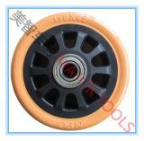 rotella solida dell'unità di elaborazione 6X2 con l'orlo dei pp per il passeggiatore