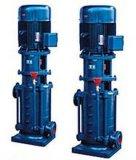 Pompe à eau centrifuge à plusieurs étages verticale de haute performance