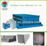 Tianyi 경량 구체적인 분할 기계 구렁 코어 벽면