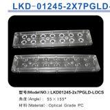 LED Street Light/Lamp Module Lens met 14 (2*7) LED van XPE/Xte 3535 3030 (Polarized Light)