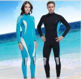 3mm 내오프렌 Man&Woman 파도타기를 하는 한 벌을%s 수중 잠수복