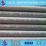 Tubo inconsútil/tubo del acero inoxidable de S31805/253mA en estándar de ASTM