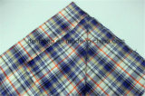 Il modo all'ingrosso poco costoso controlla il tessuto d'abbigliamento tinto filato