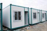 가벼운 강철 구조물 Prefabricated 선적 컨테이너 집