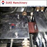 Extrusão da produção do perfil de WPC que faz a máquina da extrusora com certificação do Ce