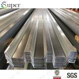 亜鉛によって塗られる鋼鉄金属によって電流を通される橋床シート