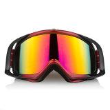 Óculos de proteção quadrados Photochromic da motocicleta do frame do afastamento TPU com Outtrigger