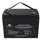 Schleife-Batterieleitungs-Säure-Batterie der Speicherbatterie-Mlg6V220ah tiefe