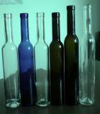 De ronde Fles van de Wijn van het Glas van de Vorm 750ml Groene Bordeaux