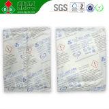 Bolsa desecante del cloruro de calcio para proteger bueno contra molde/la humedad