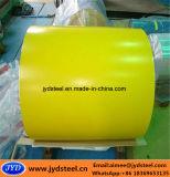 Bobinas galvanizadas prepintadas del acero PPGI para la azotea