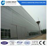 Stahlkonstruktion-Lager/fabrizierte leichtes Stahlkonstruktion-Lager vor