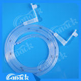 Ce et ISO approuvé Silicone Stomach Tube