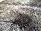 Long Pile Silve Fox Fake Fur